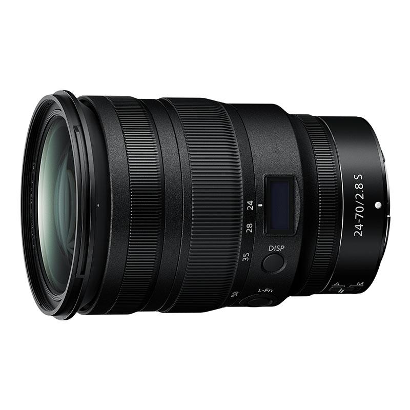 Nikon Nikkor Z 24-70mm f/2.8 S – 2/4 Anni Garanzia Italia-Spedito in 24 Ore