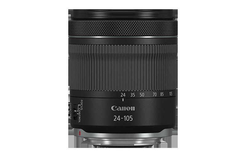Canon RF 24-105 Is Stm – 2/4 Anni Garanzia Italia – Scatola Bianca – Spedizione in 24 Ore
